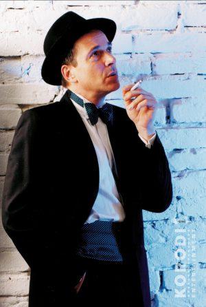 Die Frank-Sinatra-Show mit Christoph Schobesberger
