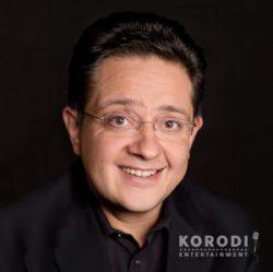 Jens Korodi - Portrait mit KE-Logo
